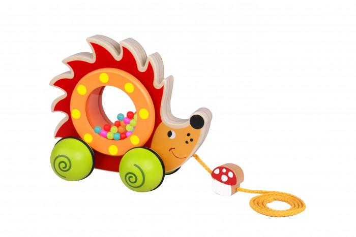 Каталка-игрушка Tooky Toy Еж TKE016