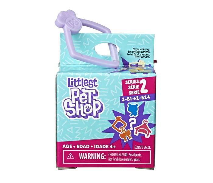 Игровые фигурки Littlest Pet Shop Набор Пет в стильной коробочке