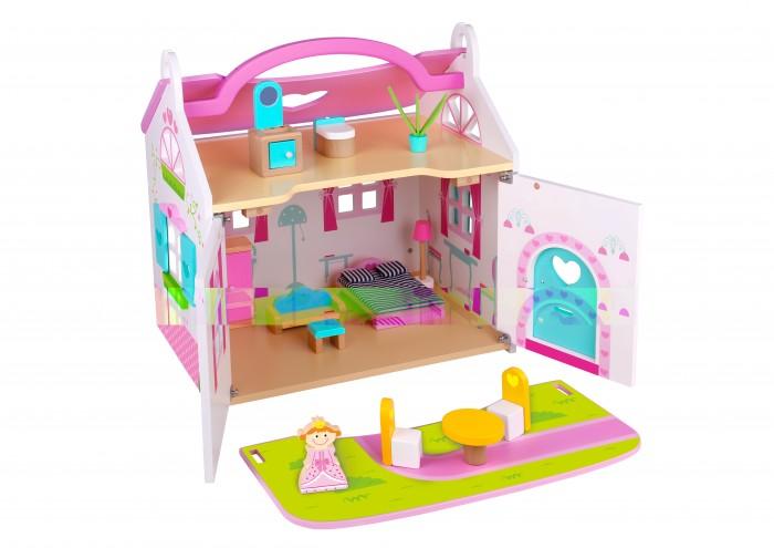 Купить Кукольные домики и мебель, Tooky Toy Кукольный дом TKI050