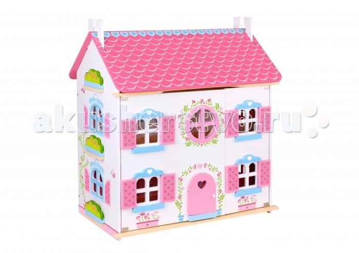 Купить Кукольные домики и мебель, Tooky Toy Кукольный дом TKI057
