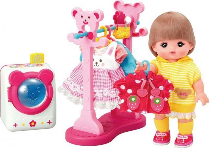 Картинка для Кукольные домики и мебель Kawaii Mell Набор Прачечная для Милой Мелл