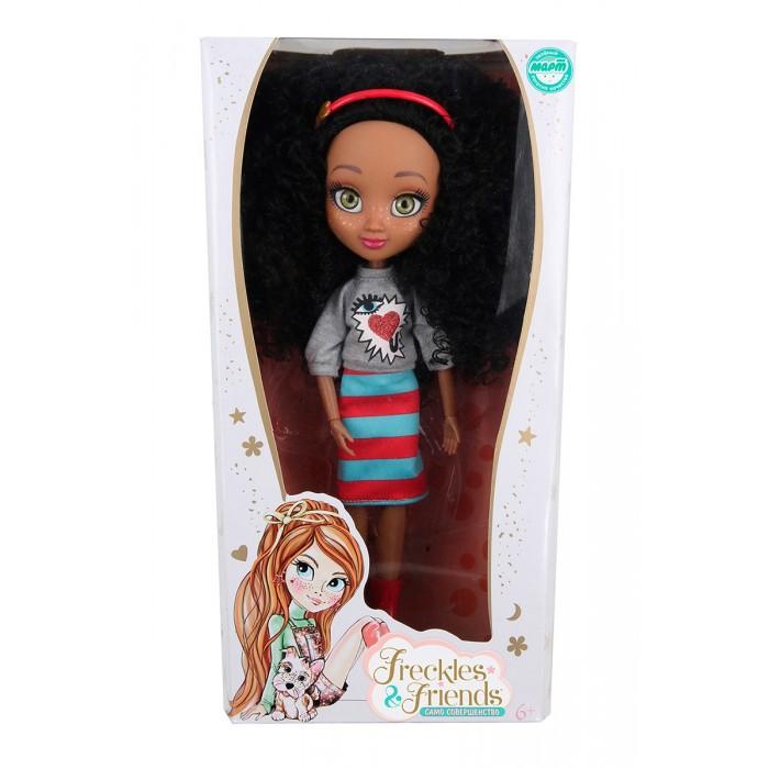 Куклы и одежда для кукол FrecklesFriends Кукла Подружка-веснушка Лула кукла happy valley подружка кристина озвученная 2964756