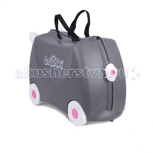 Детские чемоданы Trunki Чемодан на колесах Котенок Бенни