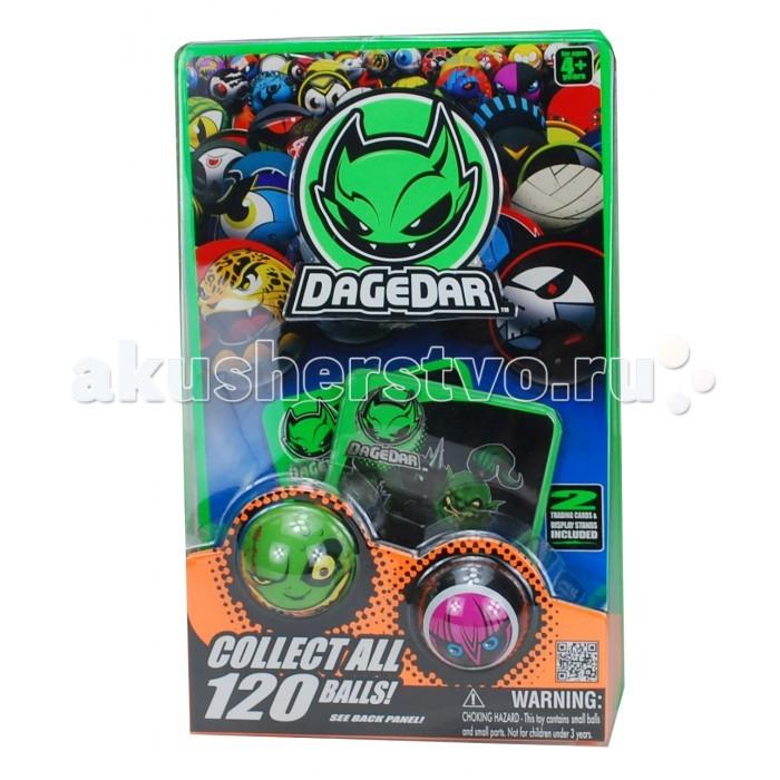 Игровые наборы DaGeDar Игровой набор 2 основных супербыстрых шара игровые наборы esschert design набор игровой kg118