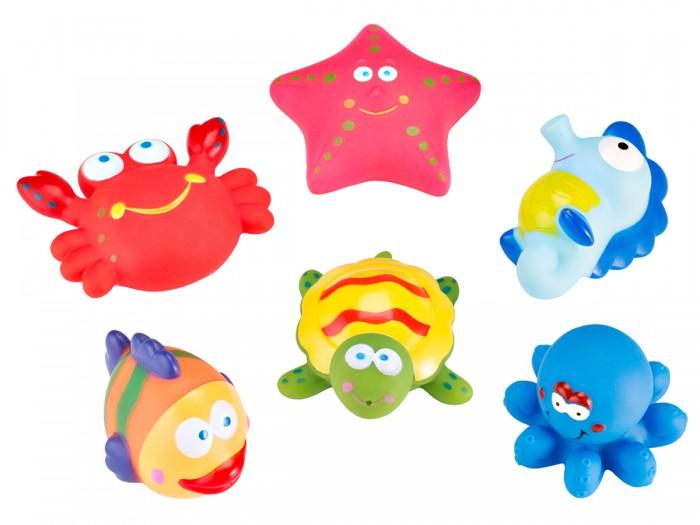 ROXY-KIDS Набор игрушек для ванной Морские обитатели фото