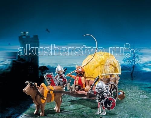 Конструкторы Playmobil Рыцари: Рыцари Сокола с камуфляжной повозкой кислотные красители в алматы