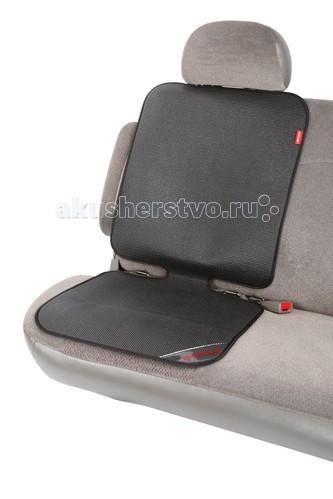 Diono Чехол для автомобильного сиденья Grip-ItЧехол для автомобильного сиденья Grip-ItDiono Чехол для автомобильного сиденья Grip-It предотвращает скольжение детского автокресла, защищает кресло автомобиля от возможных царапин. Рекомендуется для защиты кожаных автомобильных сидений. Подходит для автокресел с системой ISOFIX. Подходит для любых автомобилей.<br>