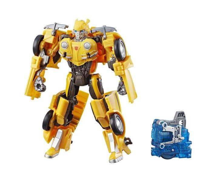 Transformers Робот Заряд Энергона Bumblebee Movie 20 см фото
