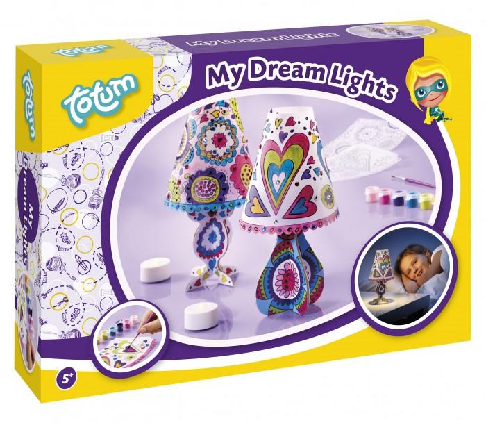 Фото - Наборы для творчества Totum Набор для творчества My Dream Lights totum коляска totum сити нео