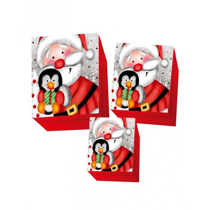 Pioneer Набор прямоугольных подарочных коробок 3 в 1 73901