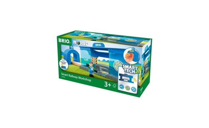 Brio Smart Tech Вагоноремонтная мастерская