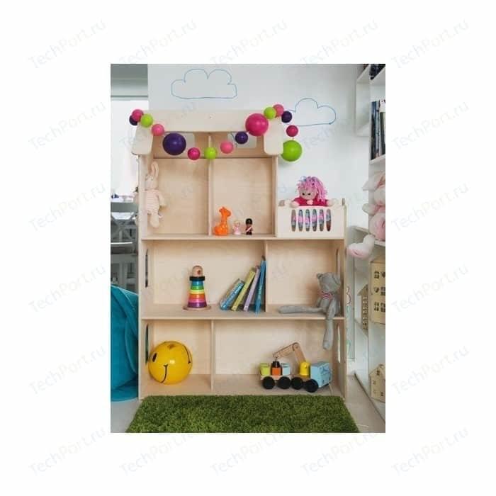 Кукольные домики и мебель Слайн Развивающий домик Дива-3
