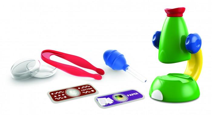 Фото - Наборы для опытов и экспериментов Edu-Toys Микроскоп микроскоп edu toys ms907 серебристый