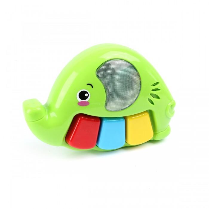 Развивающие игрушки Ути Пути Музыкальная Слоненок