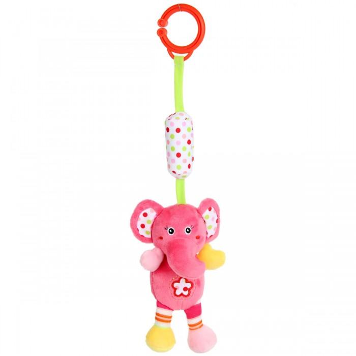 Фото - Подвесные игрушки Ути Пути Слоник погремушки ути пути гремелка слоник 72432