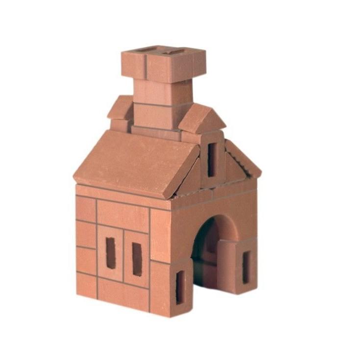 Конструкторы Brickmaster Избушка 37 деталей