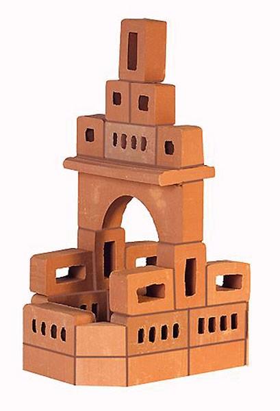 Конструкторы Brickmaster Родник 2 в 1 35 деталей