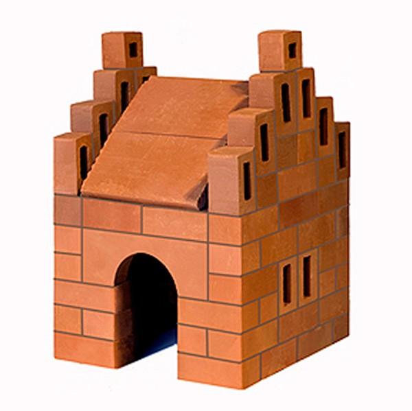 Конструкторы Brickmaster Домик 99 деталей автомобиль б у 99 в донецке