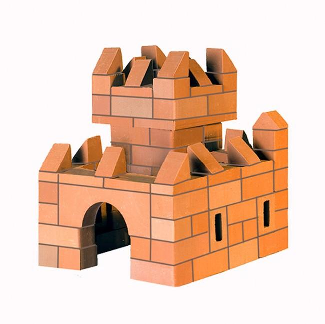 Конструкторы Brickmaster Крепость 2 в 1 119 деталей