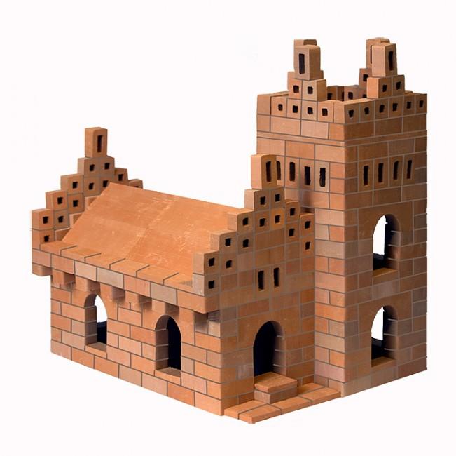 Конструкторы Brickmaster Собор 5 в 1 488 деталей