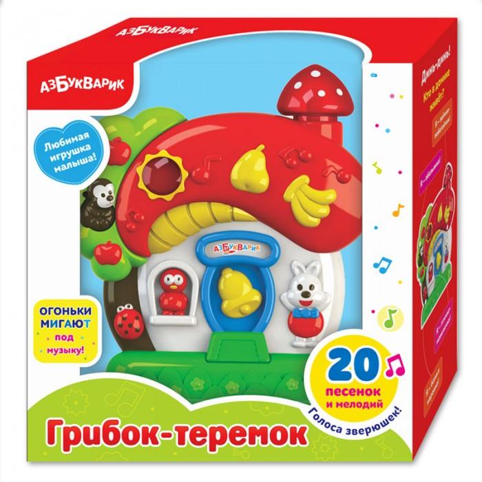Купить Электронные игрушки, Азбукварик Грибок-теремок