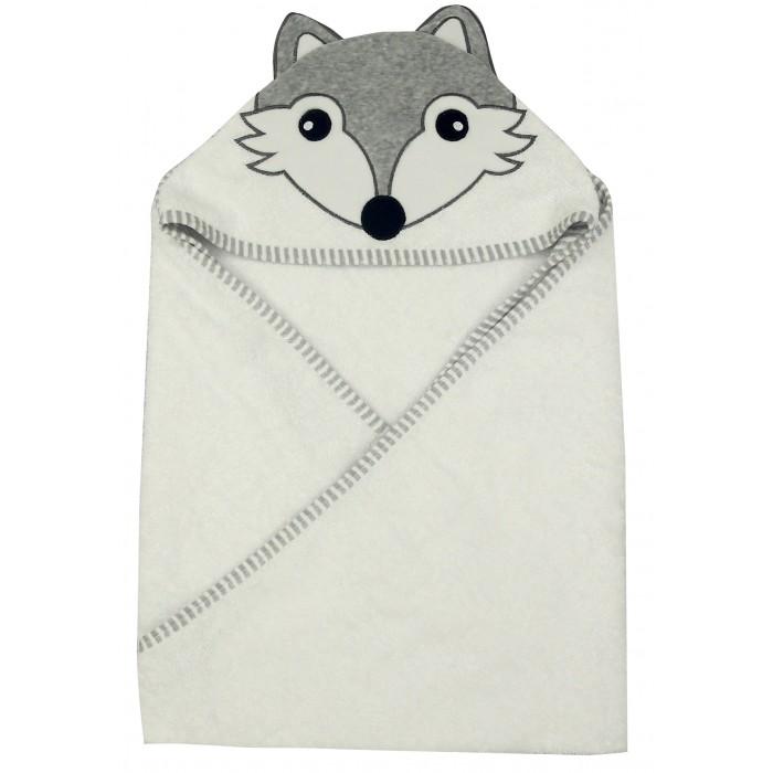Полотенца Forest kids Полотенце с капюшоном Волк 100х100 см
