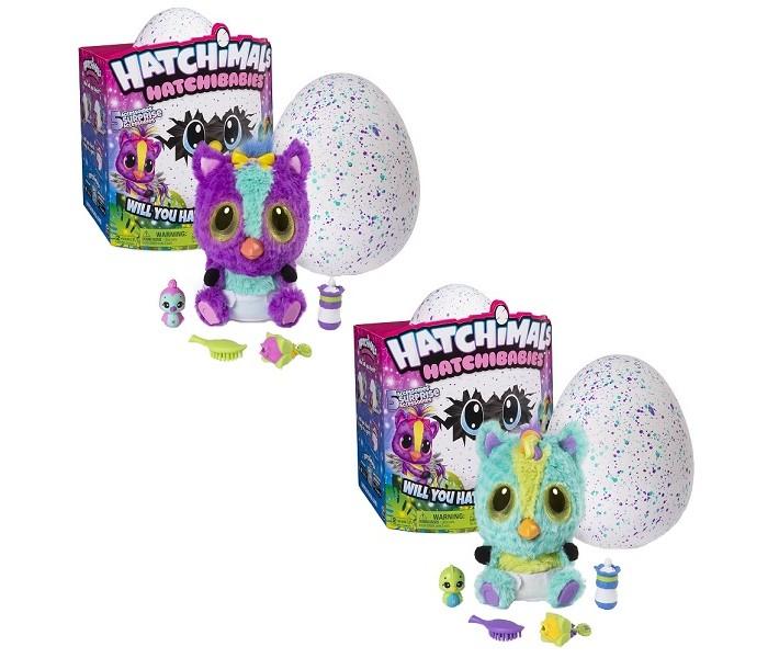 Интерактивная игрушка Hatchimals Hatchy-малыш 19133-PON