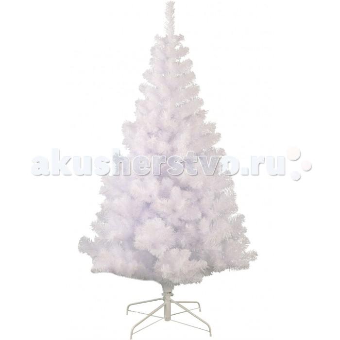 Искусственные елки Crystal Trees Искусственная Ель Суздальская белоснежная 180 см