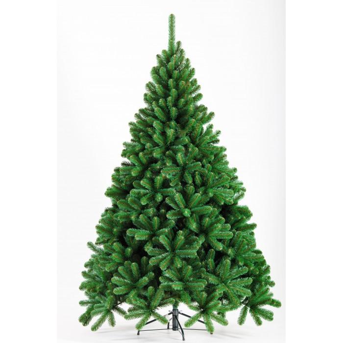Картинка для Crystal Trees Искусственная Ель Питерская зеленая 180 см