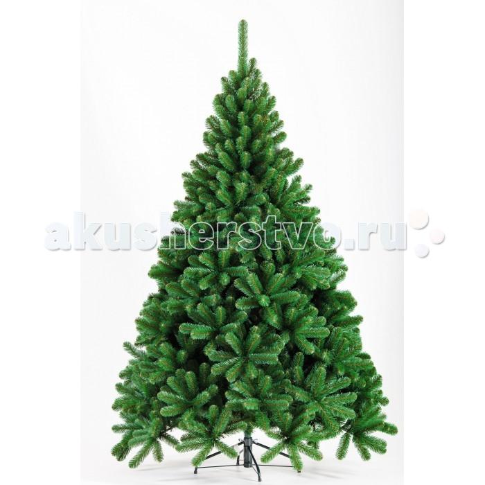 Картинка для Crystal Trees Искусственная Ель Питерская зеленая 210 см