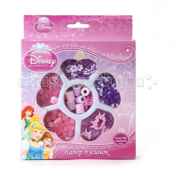 Наборы для творчества Multiart Набор бусинок Disney Принцессы