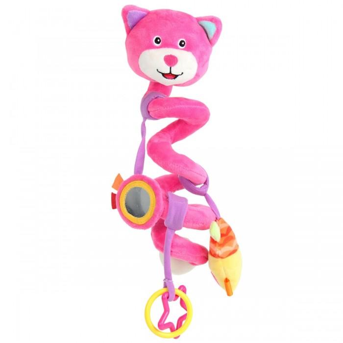 Развивающие игрушки Ути Пути пружинка Кошка