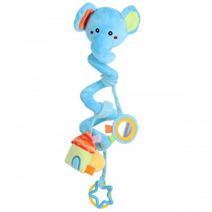 Развивающие игрушки Ути Пути пружинка Слоник