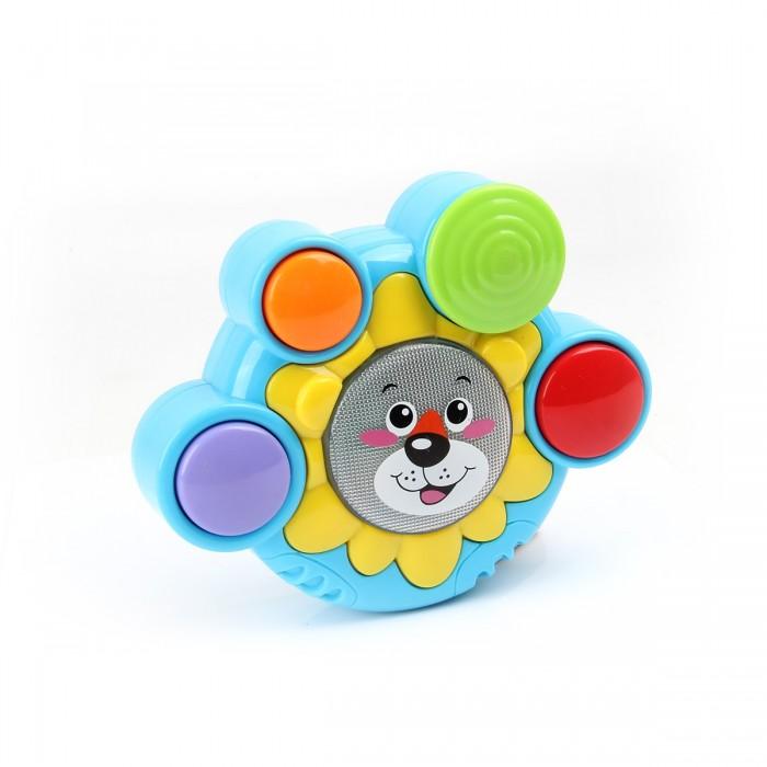 Картинка для Развивающая игрушка Ути Пути музыкальная Львенок