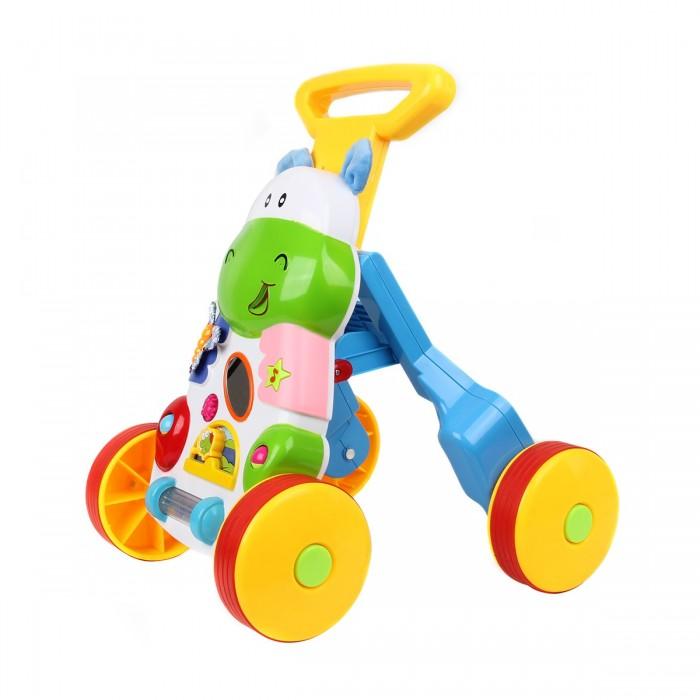 Картинка для Каталка-игрушка Ути Пути музыкальная покатушка