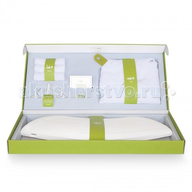 Купание малыша , Аксессуары для ванн Puj Банный набор для новорожденного Puj Splash арт: 63769 -  Аксессуары для ванн