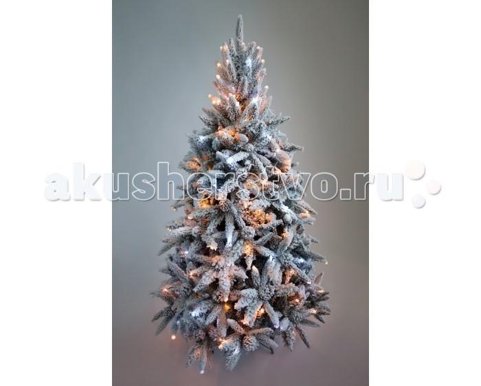 Искусственные елки Green Trees Ель снежная Классико Премиум 210 см