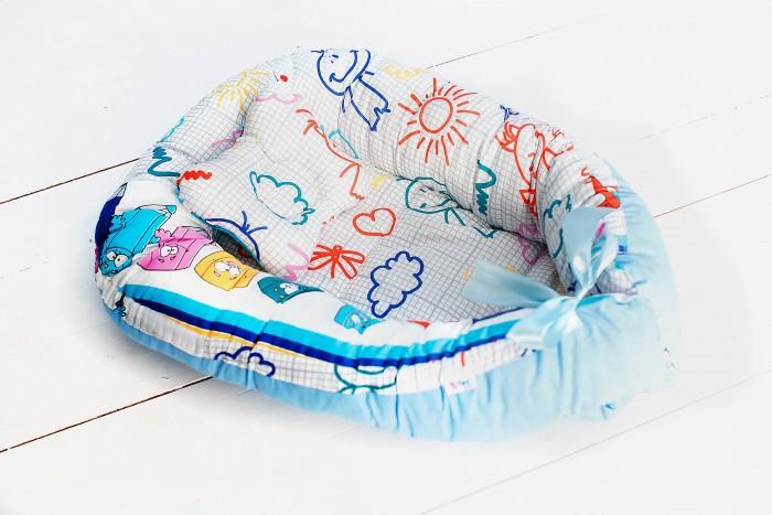 SlingMe Кокон-гнездышко Класс с подушкой от SlingMe