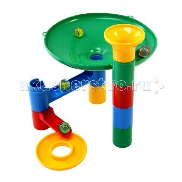 Конструкторы Marbutopia Водоворот (Whirlpool) 13 деталей конструкторы marbutopia slide maker конструктор