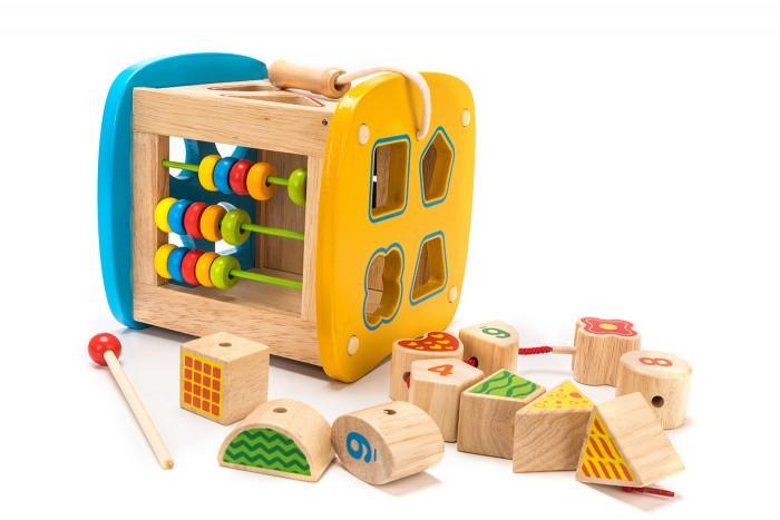 Деревянные игрушки Bradex Игра развивающая Бизикуб