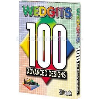 Фото Раннее развитие Wedgits Advanced Design Cards Карточки с заданиями