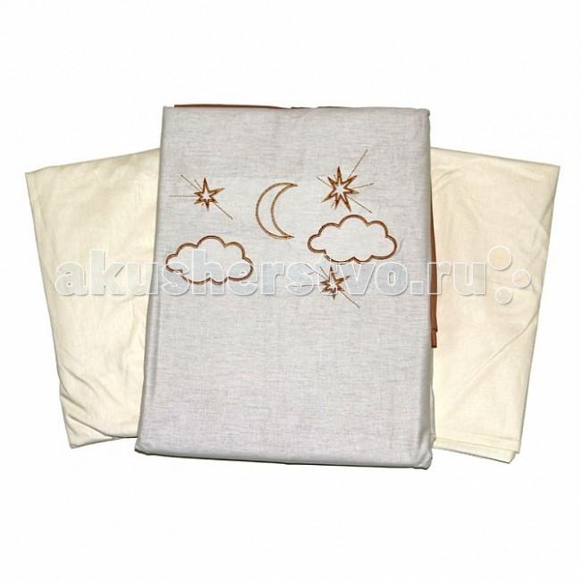 Постельное белье Топотушки Карамелька (3 предмета) карамелька для малышей