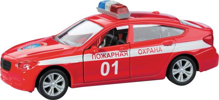 Машины Autogrand Машина Bavaria Gran Turismo Пожарная охрана 1:36 игрушка motormax maserati gran turismo 73361