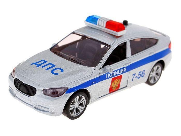 Машины Autogrand Машина Bavaria Gran Turismo ДПС 1:36 игрушка motormax maserati gran turismo 73361