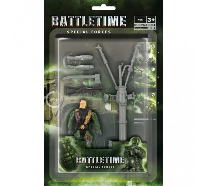 Игровые наборы Battletime Игровой набор Боевой мотоциклист