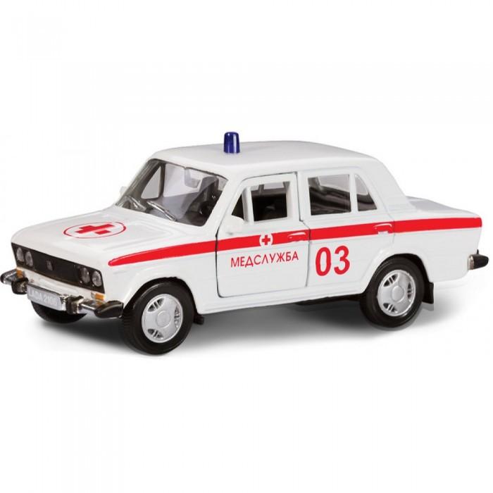 Машины Autogrand Автомобиль Lada 2106 Скорая помощь 1:36