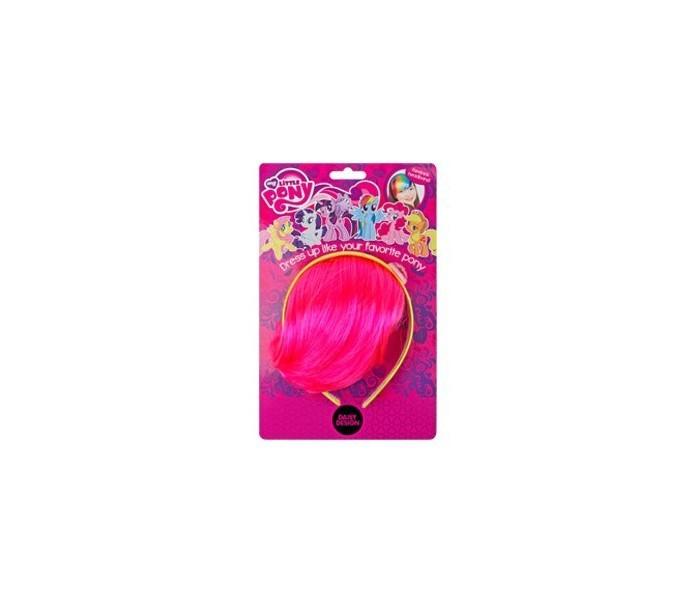 Аксессуары Daisy Design Ободок-челка My Little Pony Пинки Пай daisy design браслет daisy design my little pony sweet pony