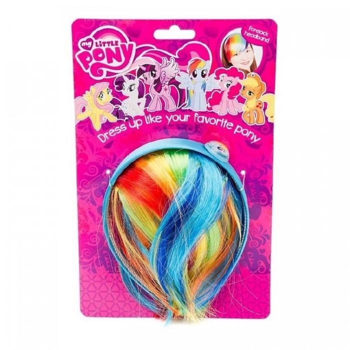 Аксессуары Daisy Design Ободок-челка My Little Pony Радуга Дэш daisy design браслет daisy design my little pony sweet pony