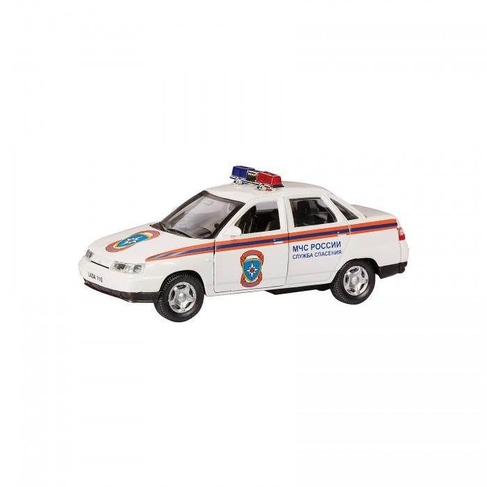 Машины Autogrand Автомобиль Lada 110 Служба спасения 1:36