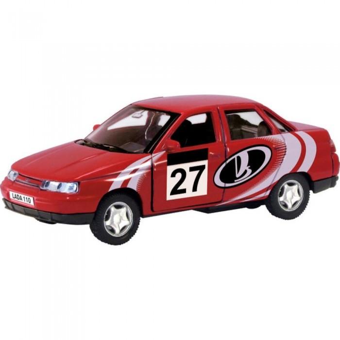 Машины Autogrand Автомобиль Lada 110 Спорт 1:36 autogrand игрушка autogrand машинка lada 111 спорт 1 36